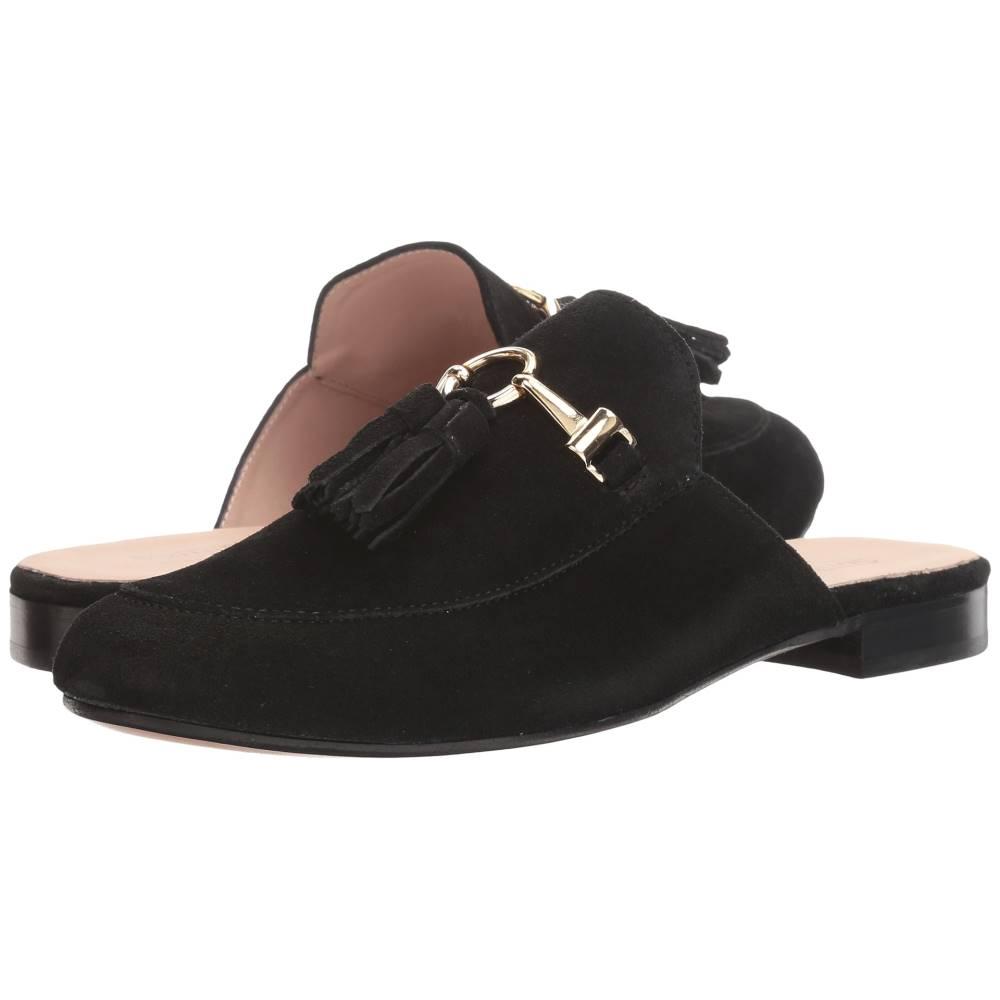 ホワイトマウンテン レディース シューズ・靴 サンダル・ミュール【Abelle】Black Suede