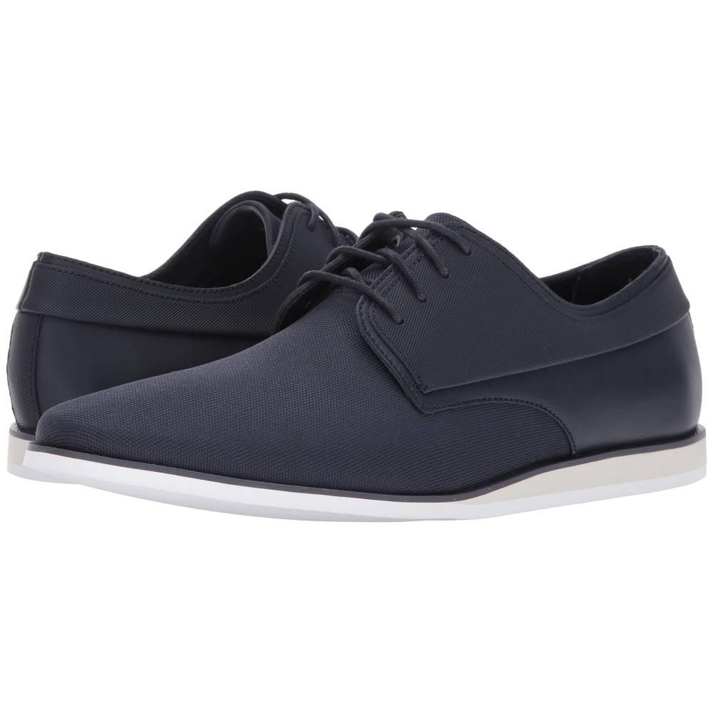 カルバンクライン メンズ シューズ・靴 革靴・ビジネスシューズ【Kellen】Dark Navy Nylon