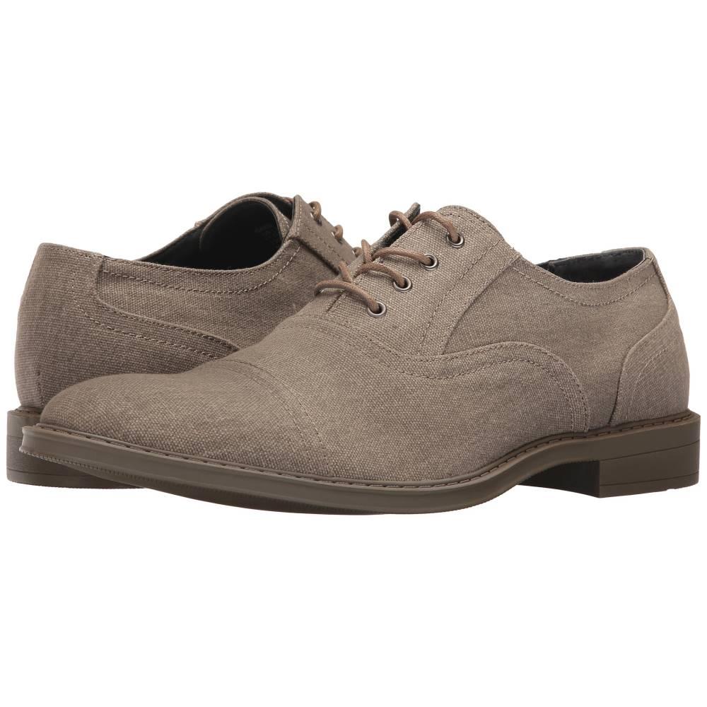 カルバンクライン メンズ シューズ・靴 革靴・ビジネスシューズ【Gaige】Dust Canvas