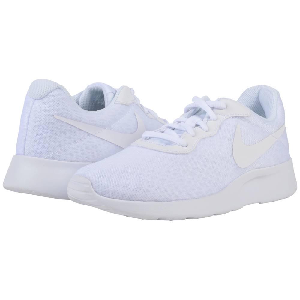 ナイキ レディース シューズ・靴 スニーカー【Tanjun BR】White/White/White