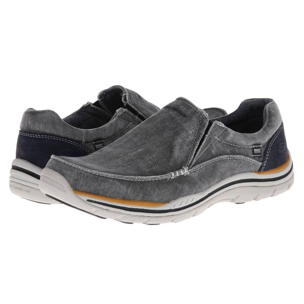 スケッチャーズ メンズ シューズ・靴 革靴・ビジネスシューズ【Expected - Avillo】Blue