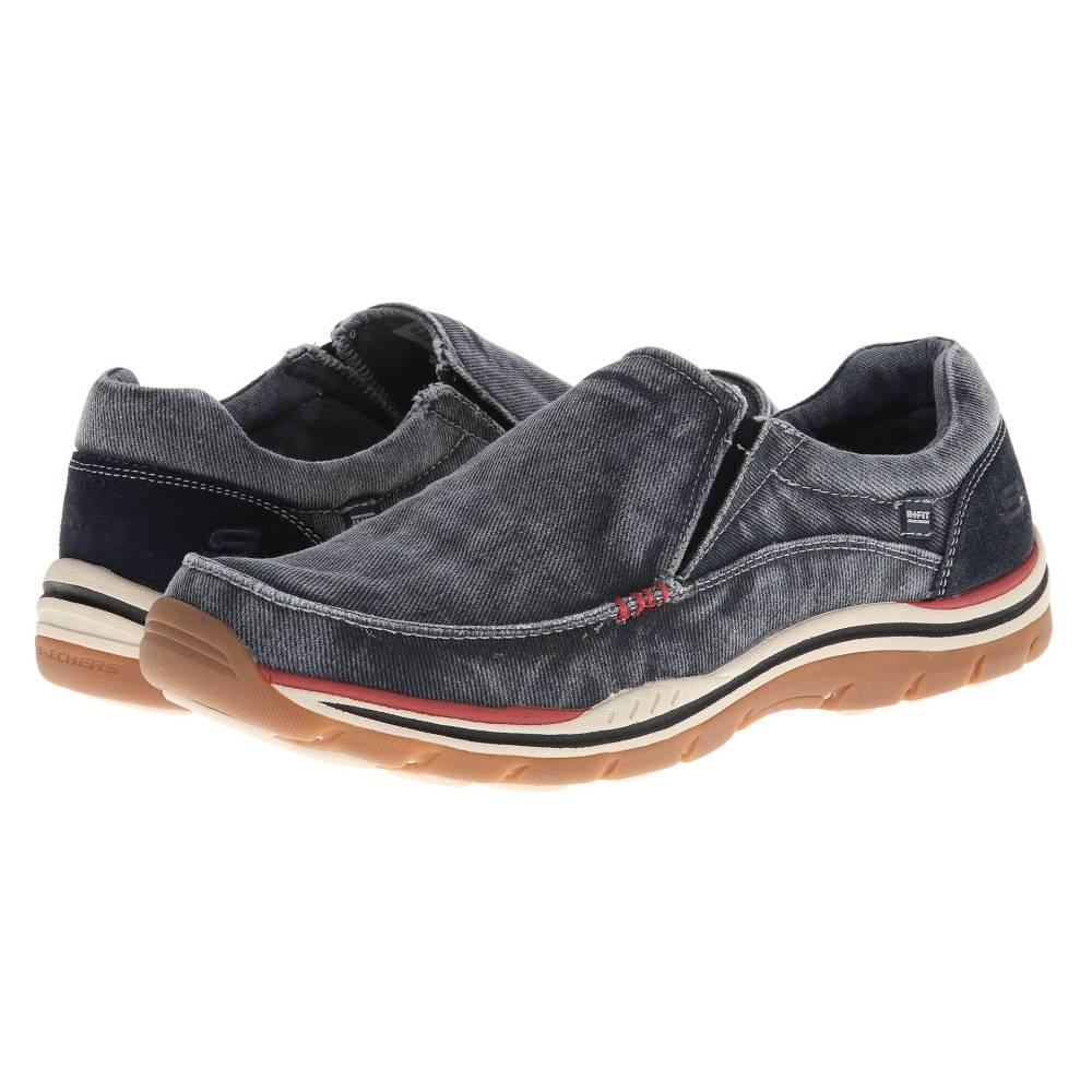 スケッチャーズ メンズ シューズ・靴 革靴・ビジネスシューズ【Expected - Avillo】Navy
