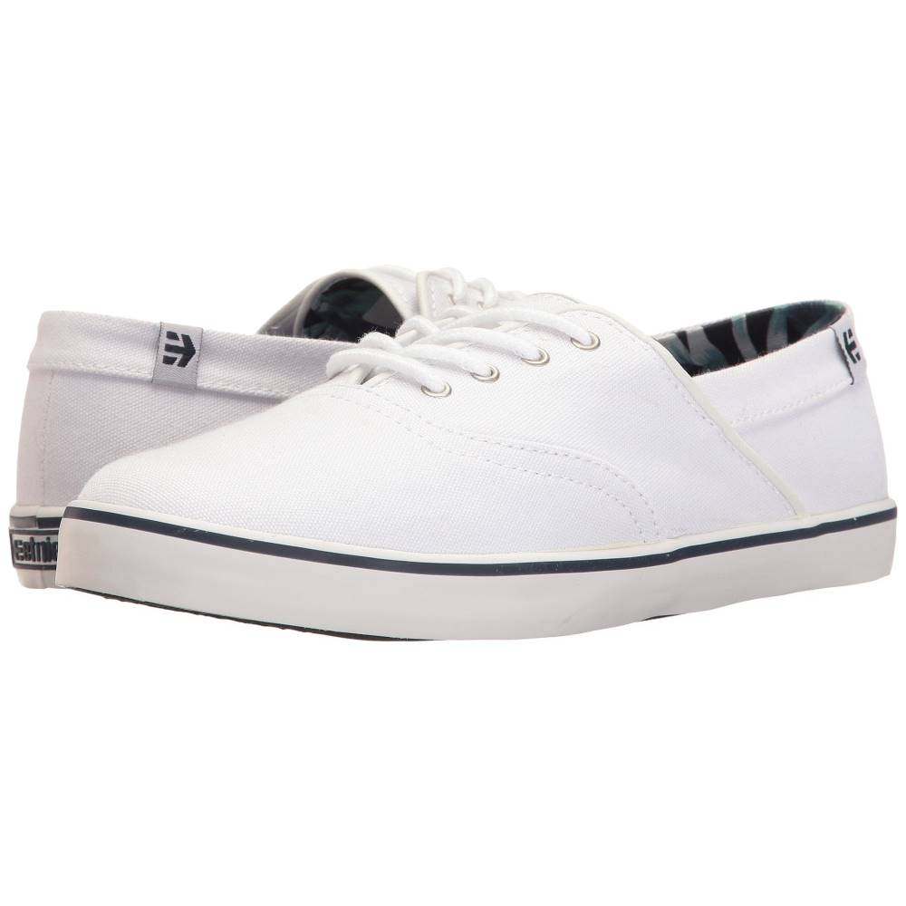 エトニーズ レディース シューズ・靴 スニーカー【Corby W】White