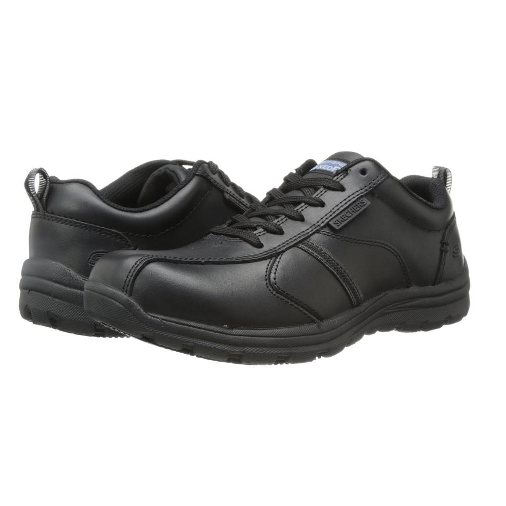 スケッチャーズ メンズ シューズ・靴 革靴・ビジネスシューズ【Hobbs - Frat】Black