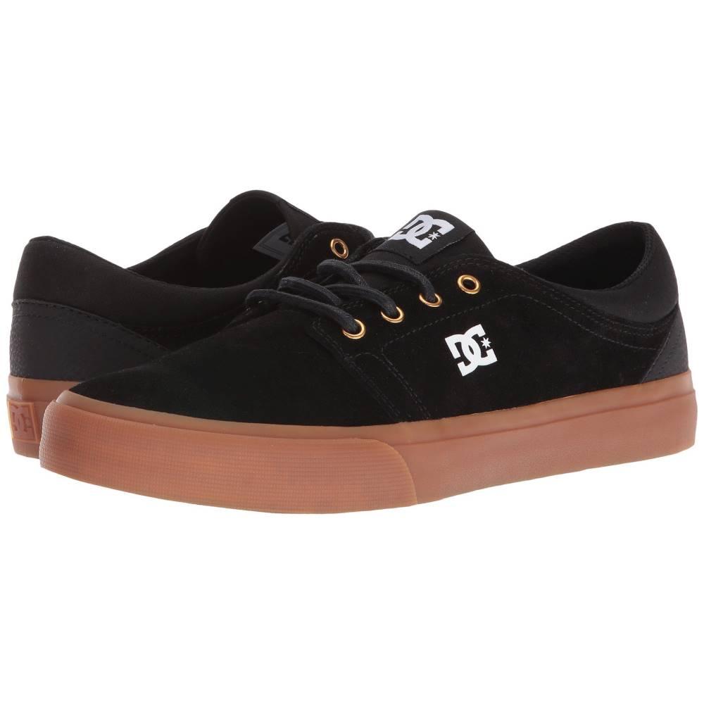 ディーシー メンズ シューズ・靴 スニーカー【Trase SD】Black/Gum