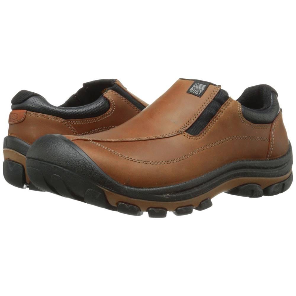 キーン メンズ シューズ・靴 スニーカー【Piedmont Slip-On】Cascade Brown