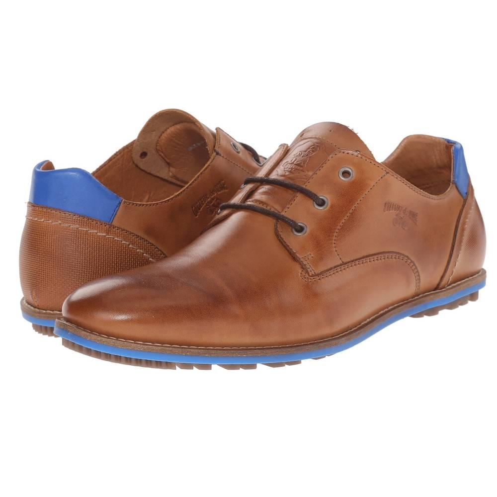 サイクラーデラックス メンズ シューズ・靴 革靴・ビジネスシューズ【Allrounder Low】Cognac