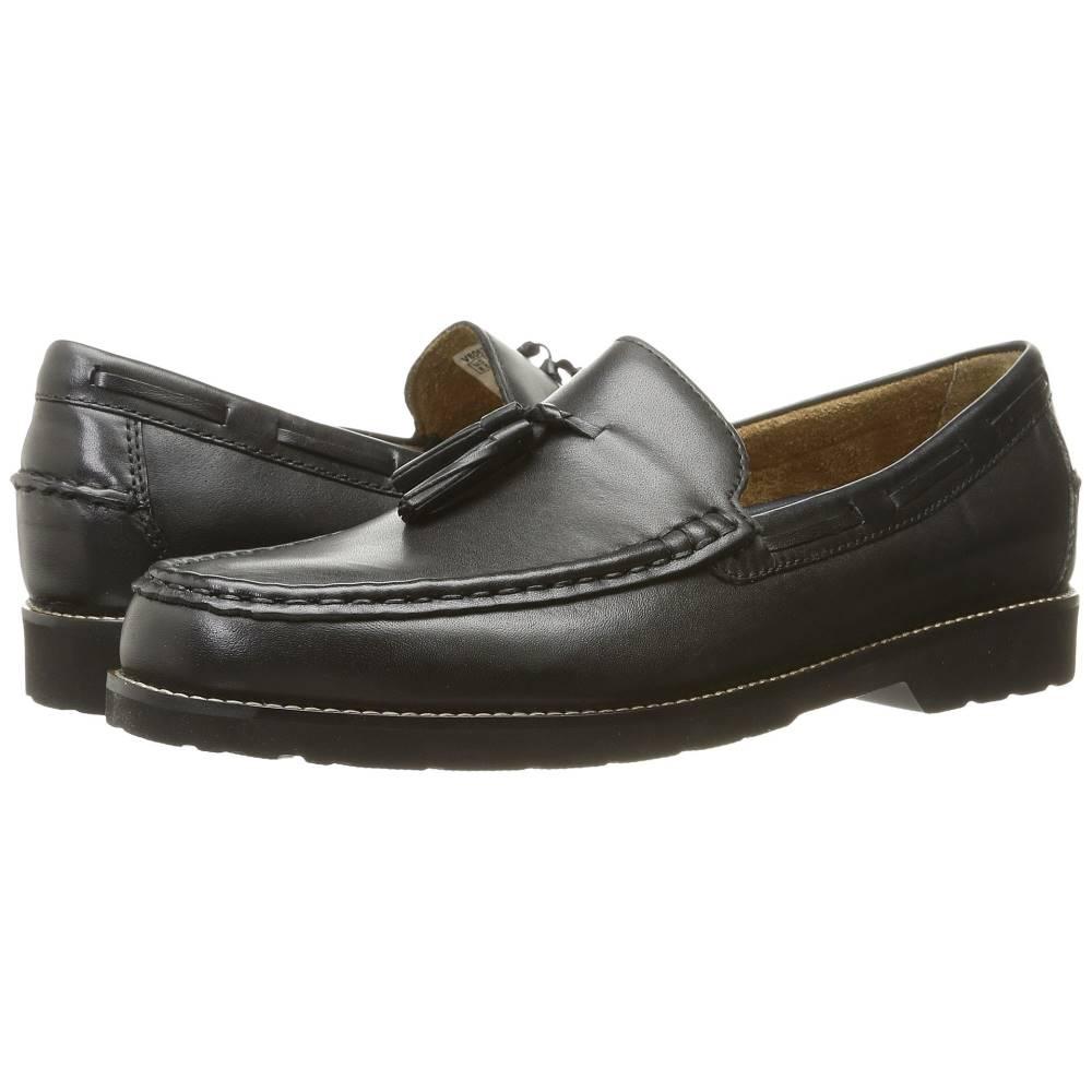 ロックポート メンズ シューズ・靴 革靴・ビジネスシューズ【Classic Move Hanging Tassel】Black Leather