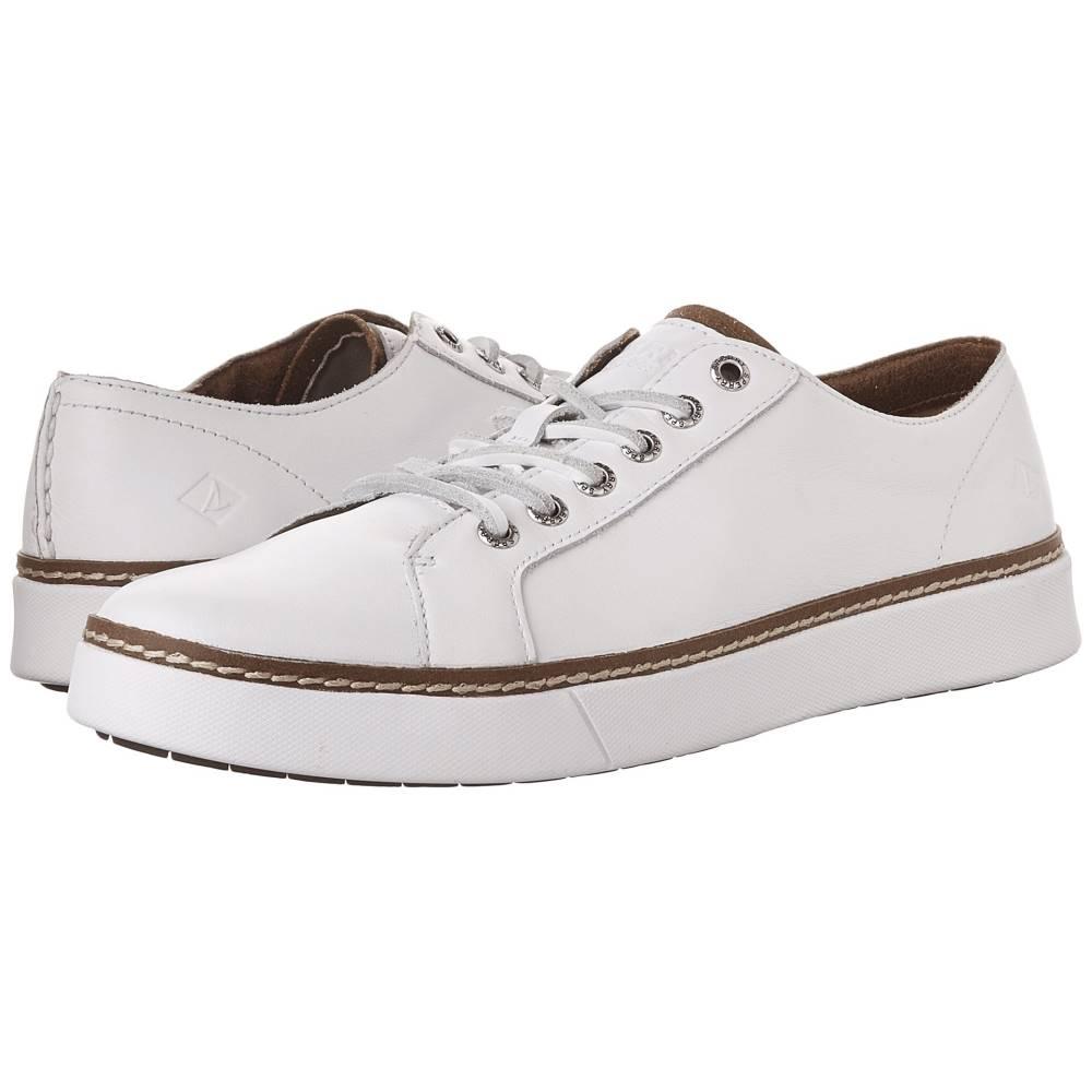 スペリー メンズ シューズ・靴 スニーカー【Clipper LTT】White