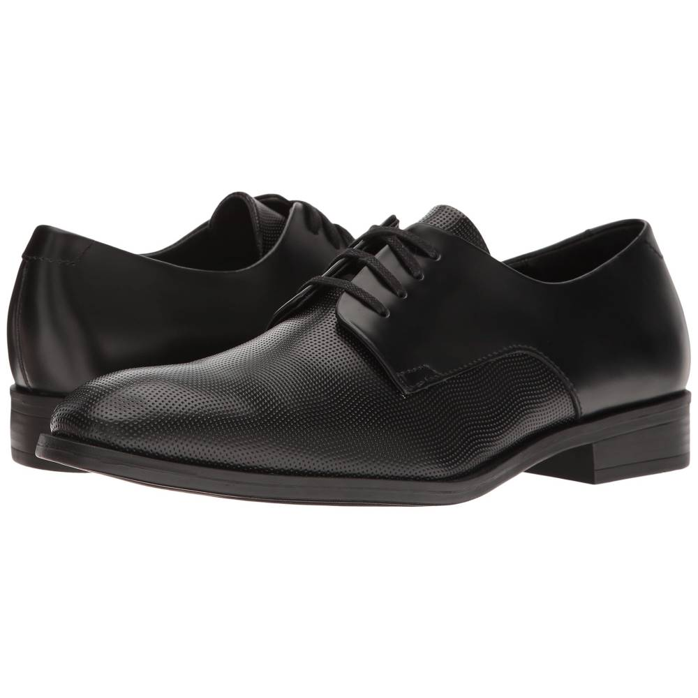 カルバンクライン メンズ シューズ・靴 革靴・ビジネスシューズ【Dorrel】Black Box/Wave