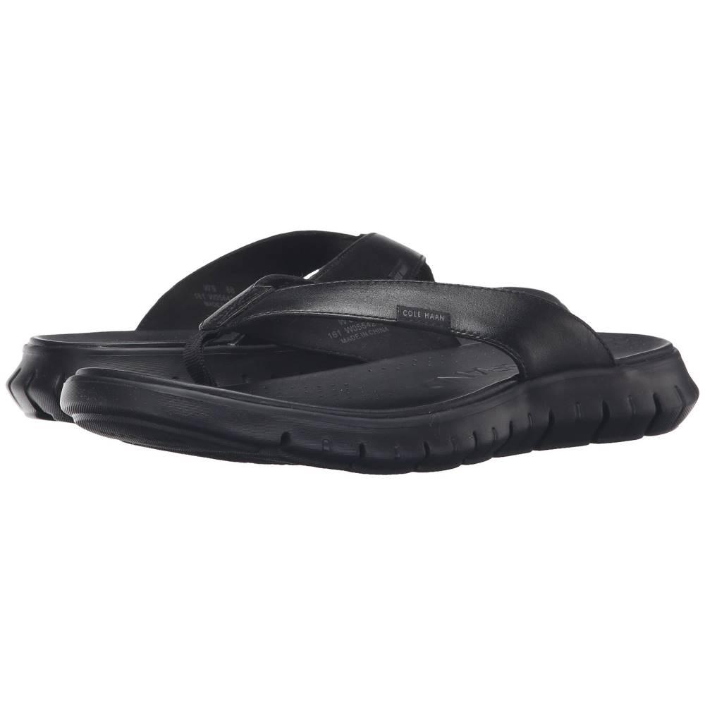 コールハーン レディース シューズ・靴 サンダル・ミュール【Zerogrand Sandal】Black/Black