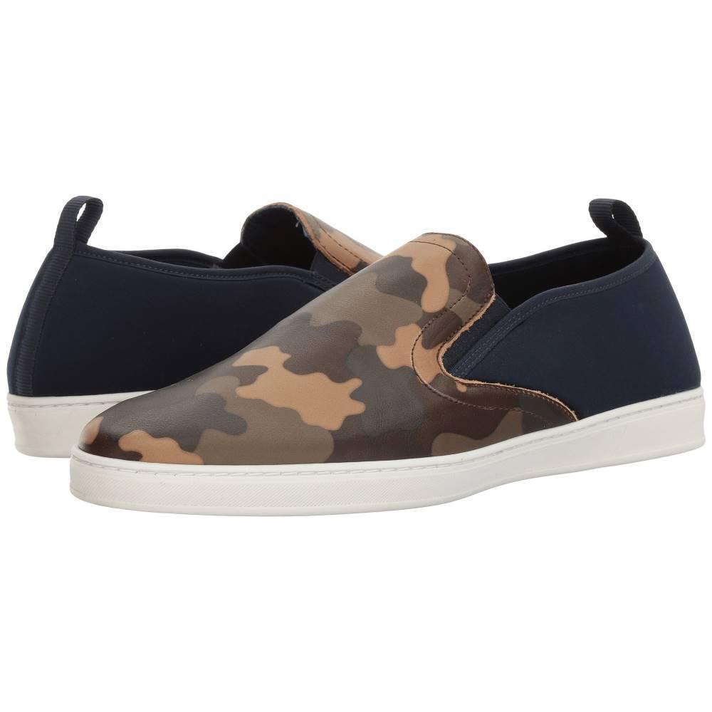 パーク シティ ブーツ メンズ シューズ・靴 革靴・ビジネスシューズ【Pier】Camo Leather/Navy