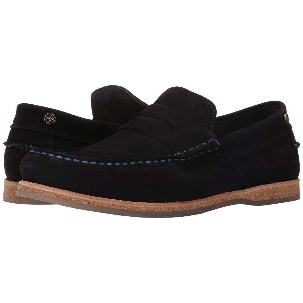 オリジナルペンギン メンズ シューズ・靴 革靴・ビジネスシューズ【Charles】Navy