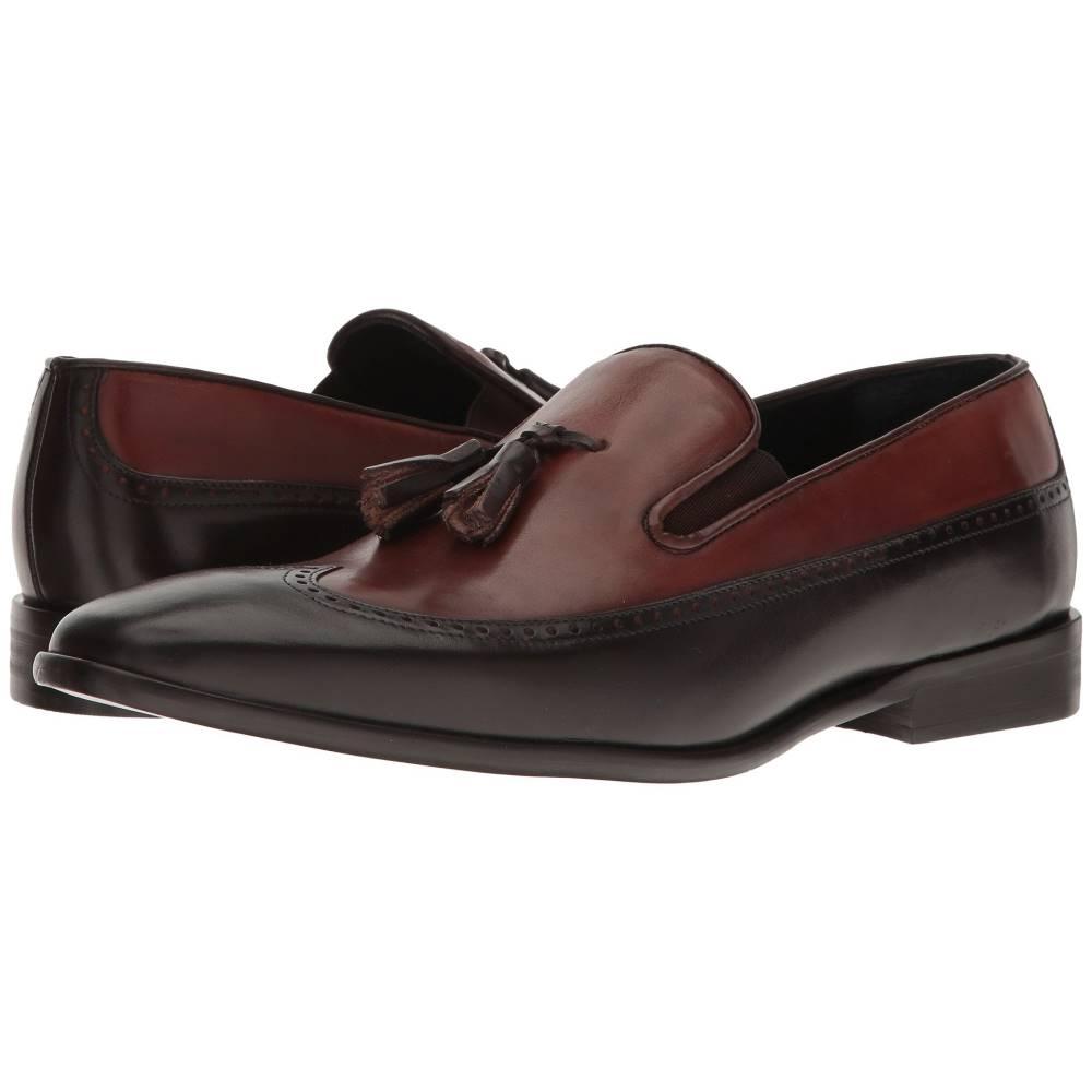 メッシコ メンズ シューズ・靴 革靴・ビジネスシューズ【Paco】Dark Brown/Cognac Leather