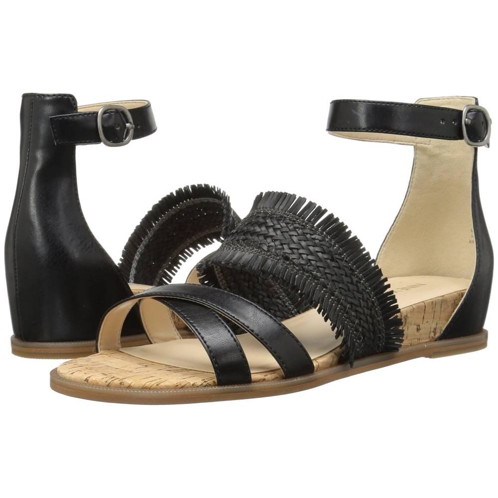 ナインウェスト レディース シューズ・靴 サンダル・ミュール【Vernell】Black Leather