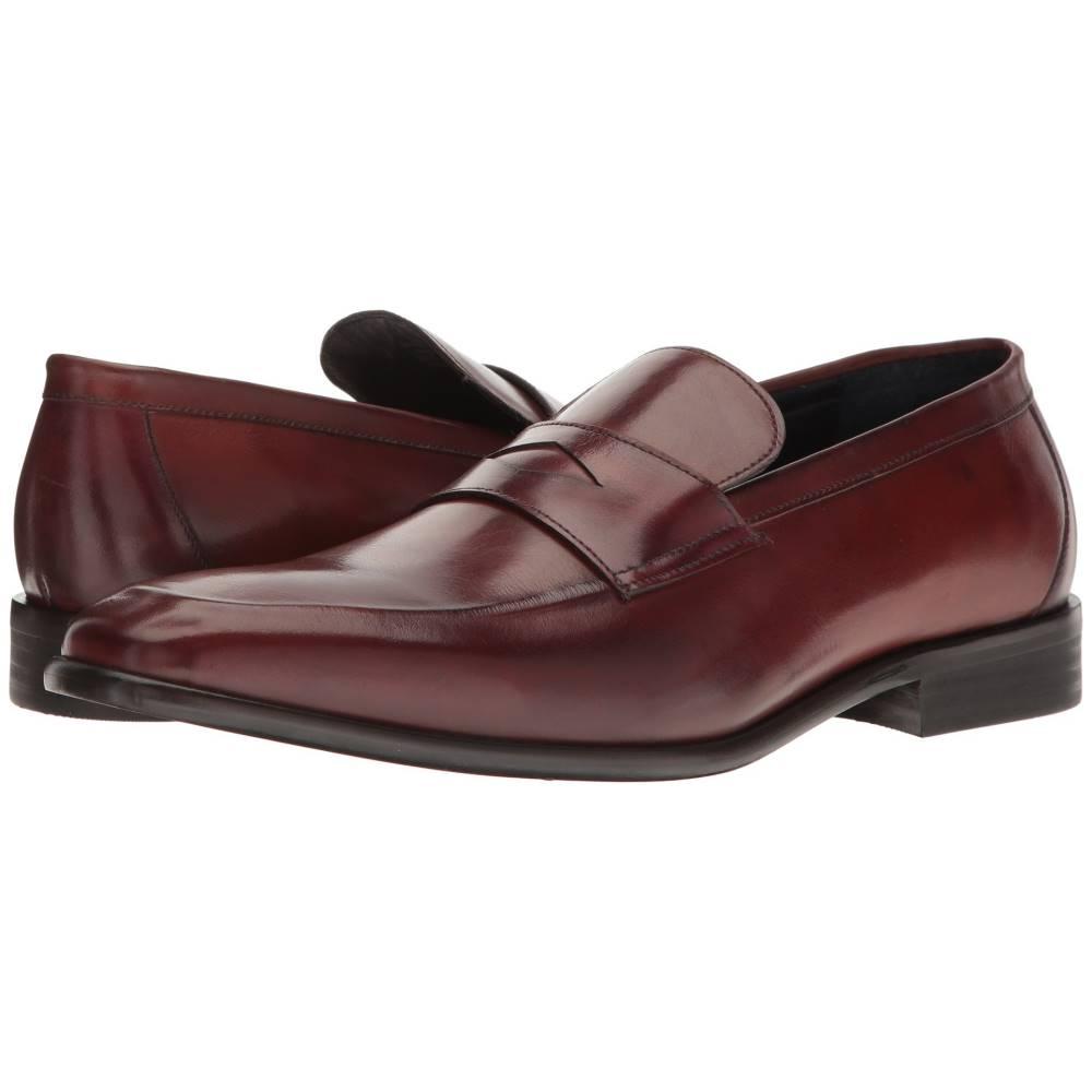 メッシコ メンズ シューズ・靴 革靴・ビジネスシューズ【Orozco】Cognac/Burgundy Leather