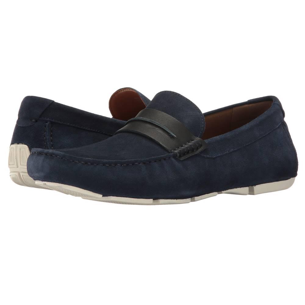 アルド メンズ シューズ・靴 革靴・ビジネスシューズ【Cazzano】Navy Suede