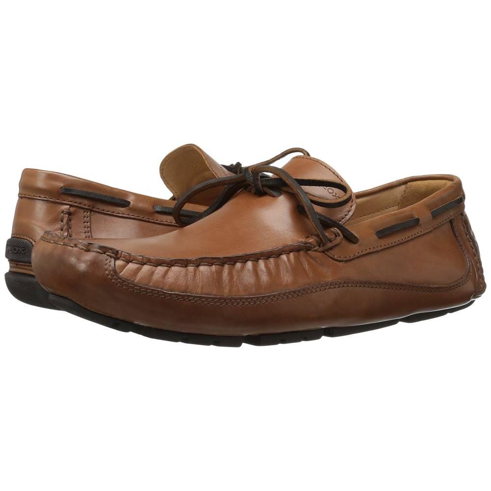 ジェオックス メンズ シューズ・靴 革靴・ビジネスシューズ【M MELBOURNE 3】Cognac