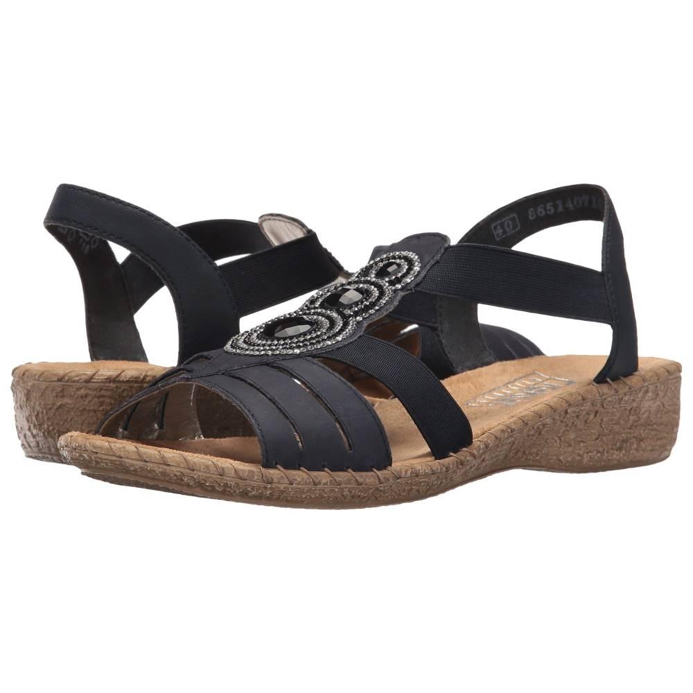 リエカー レディース シューズ・靴 サンダル・ミュール【61659 Flora 59】Ozean