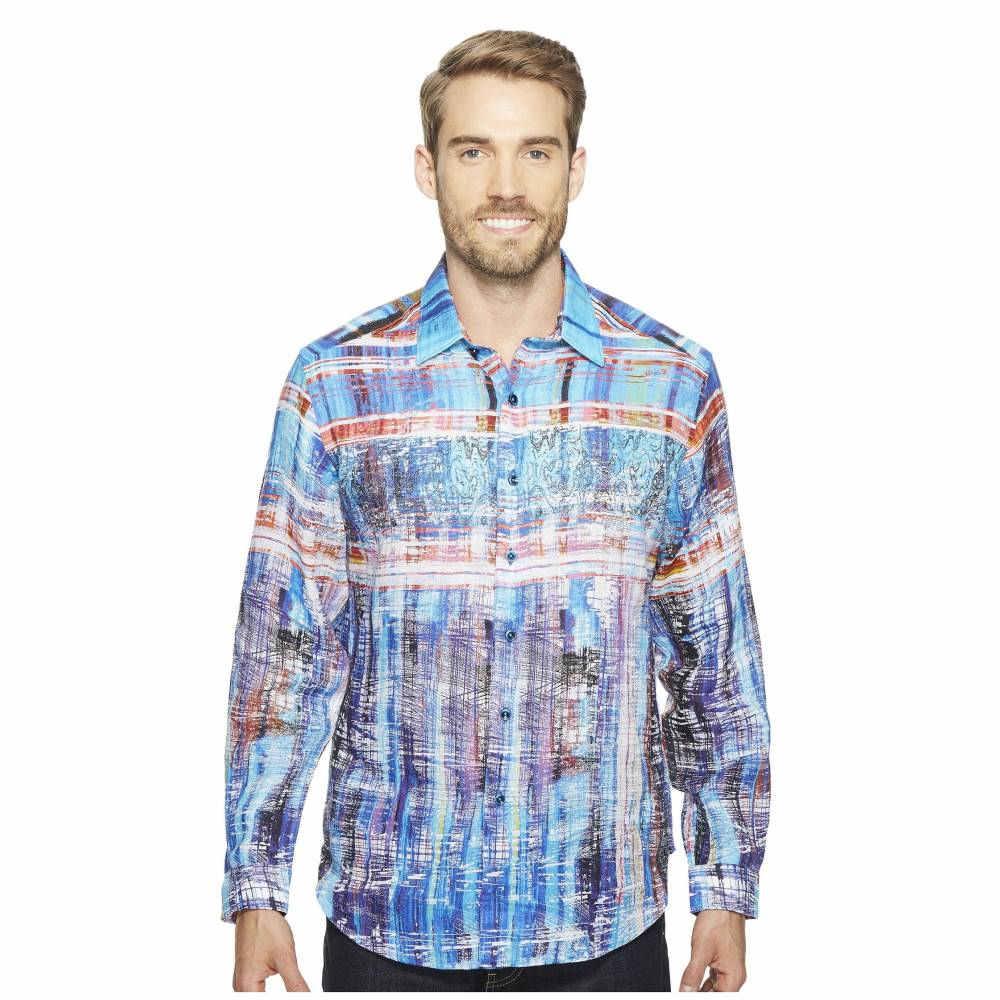 ロバートグラハム メンズ トップス シャツ【Calabasas Long Sleeve Woven Shirt】Multi