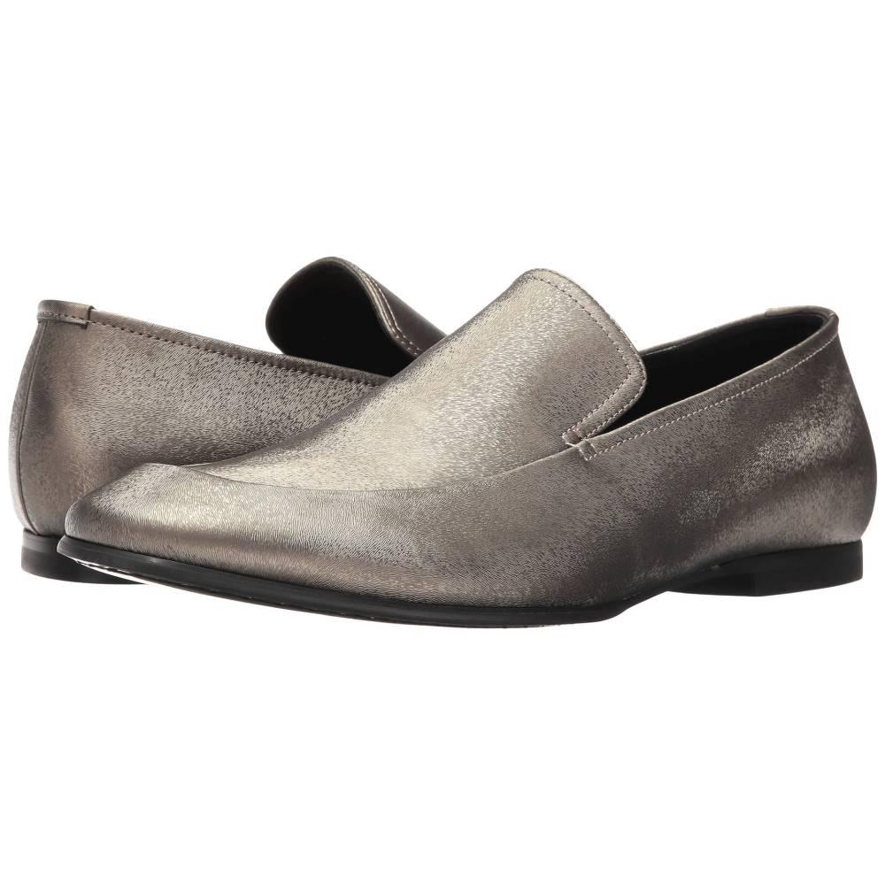 カルバンクライン メンズ シューズ・靴 革靴・ビジネスシューズ【Nicco】Bronze Smoke