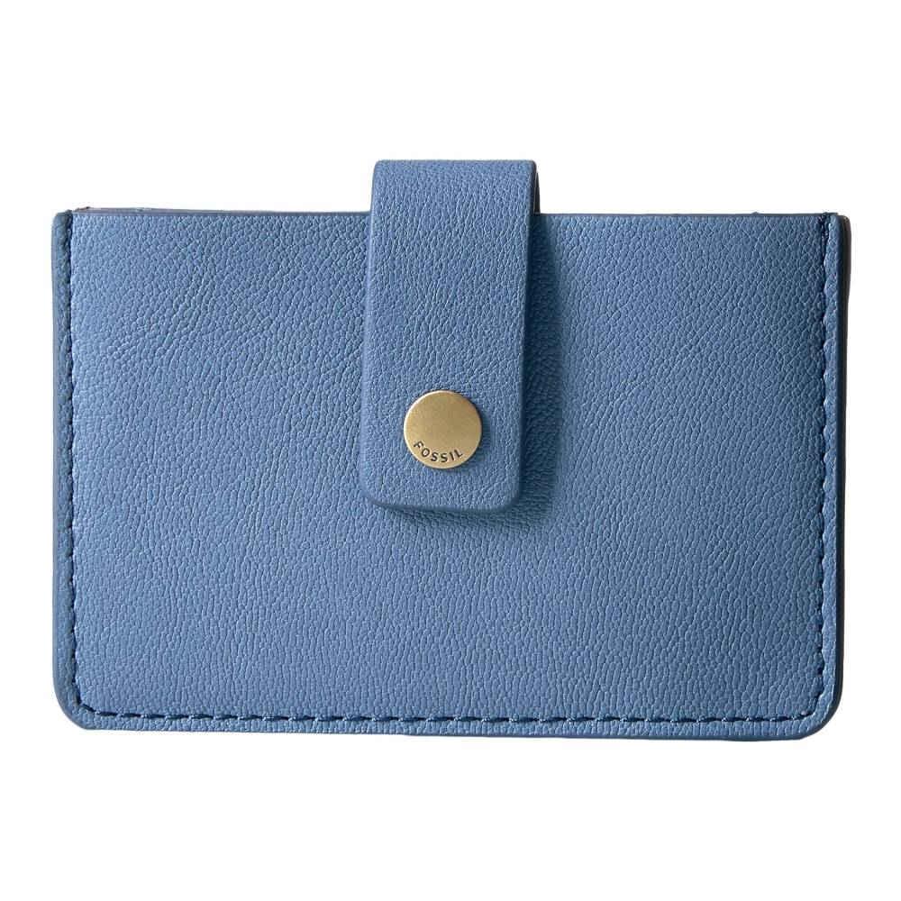 おしゃれな フォッシル レディース 財布・時計・雑貨 財布【Mini Tab Wallet】Cornflower
