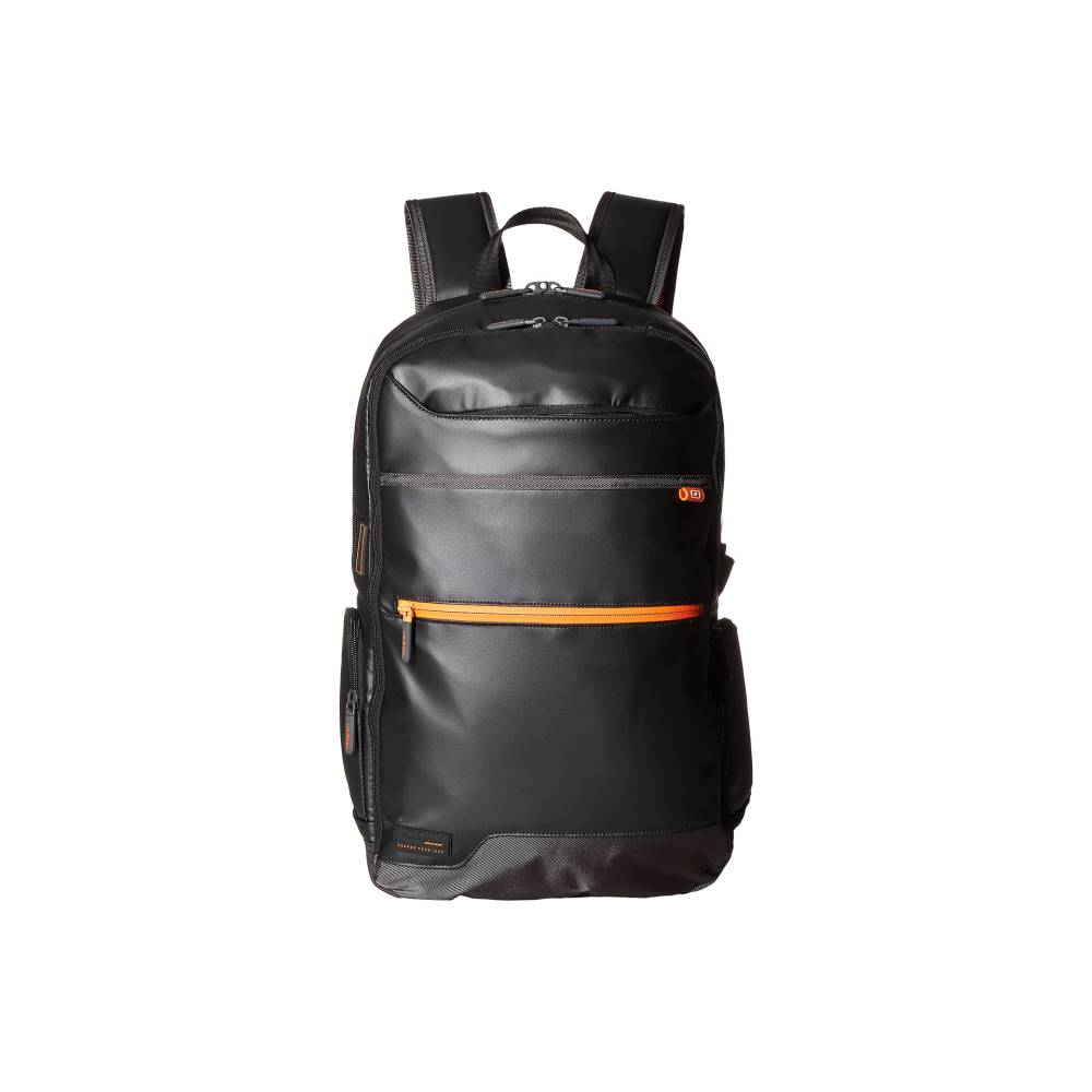 ヘデグレン メンズ バッグ バックパック・リュック【Crossing Junction Backpack RFID】Black/Grey