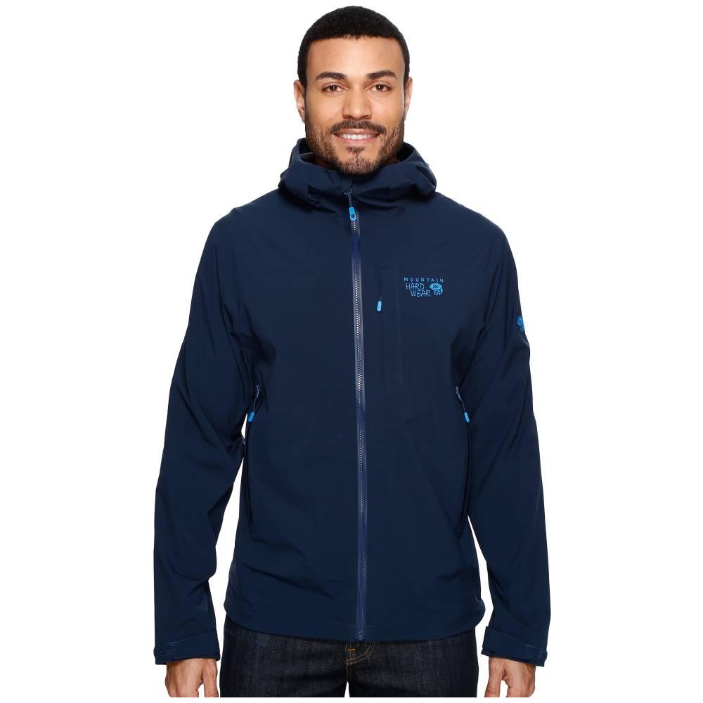 マウンテンハードウェア メンズ アウター ジャケット【Stretch Ozonic' Jacket】Hardwear Navy