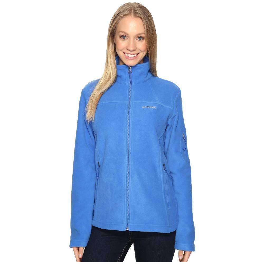 コロンビア レディース アウター ジャケット【Fast Trek' II Full-Zip Fleece Jacket】Stormy Blue