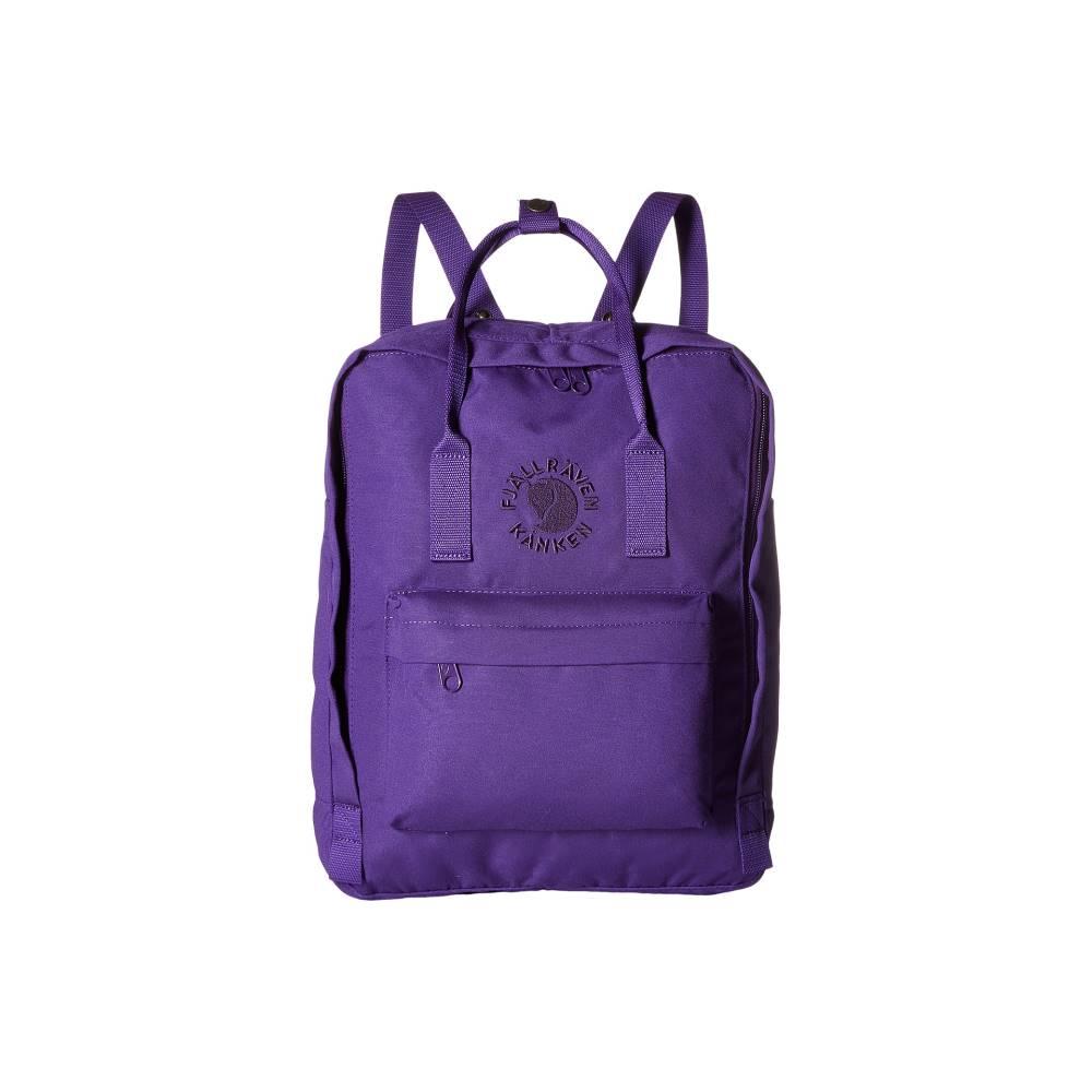 974d7093df84 フェールラーベン メンズ バッグ バックパック・リュック【Re-Kテ・nken】Deep Violet に愛されてる