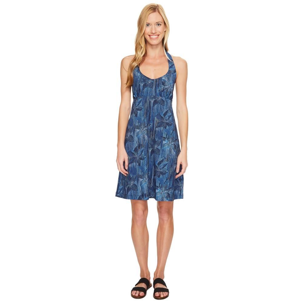 コロンビア レディース ワンピース・ドレス ワンピース【Armadale' Halter Top Dress】Collegiate Navy Hazy Floral