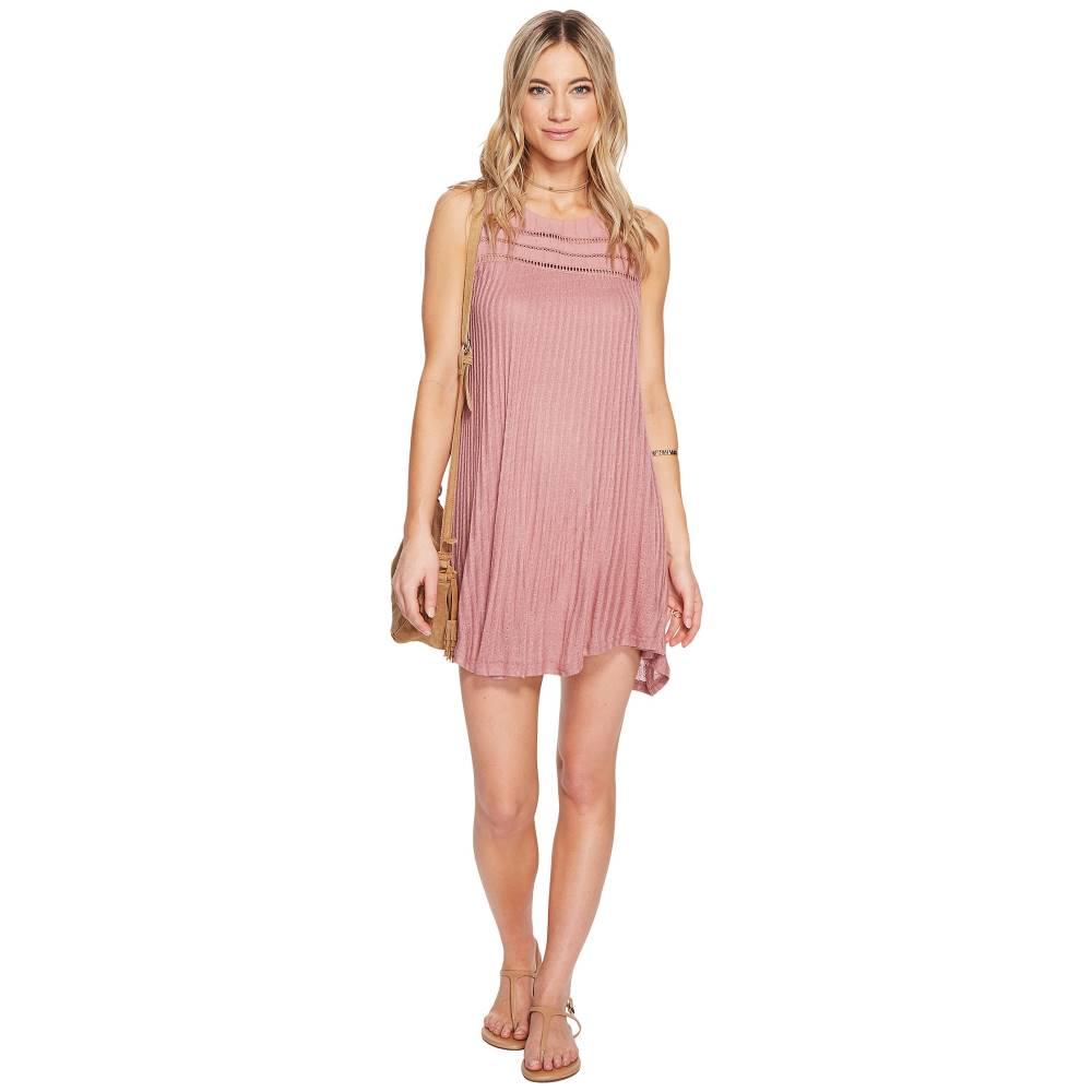 オニール レディース ワンピース・ドレス ワンピース【Maja Tank Dress】Dusty Rose
