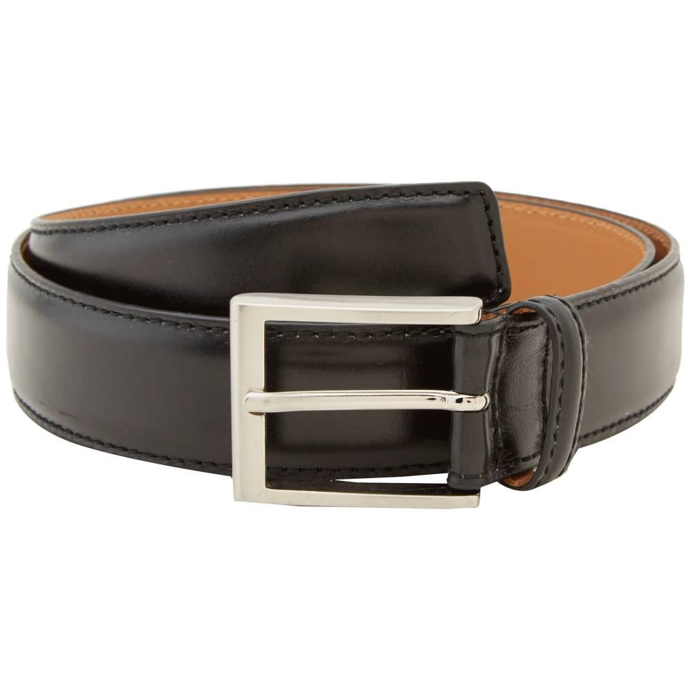 マグナーニ メンズ ファッション小物 ベルト【Catania Black Belt】Black