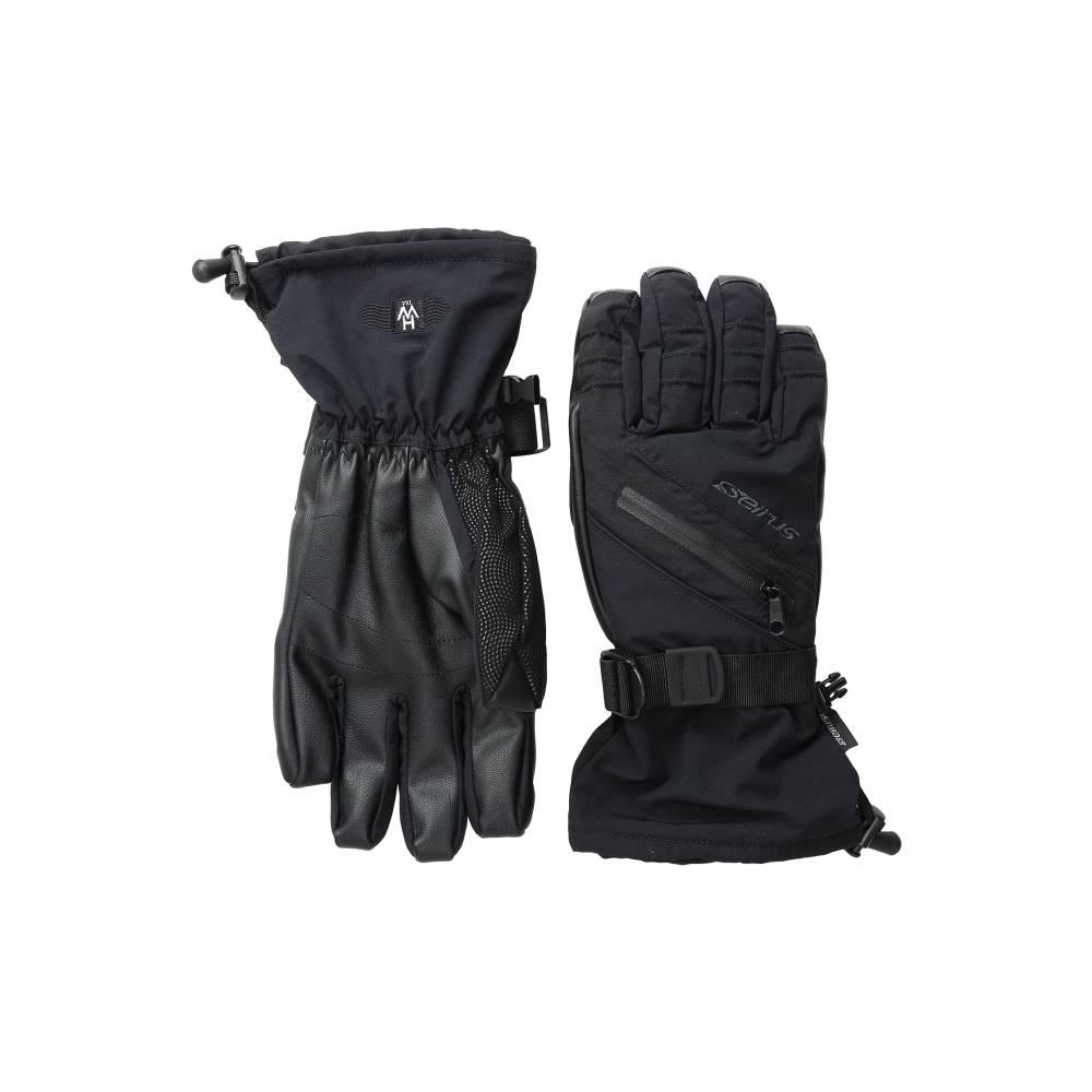 セイラス メンズ ファッション小物 手袋・グローブ【Heatwave Plus Daze Glove】Black