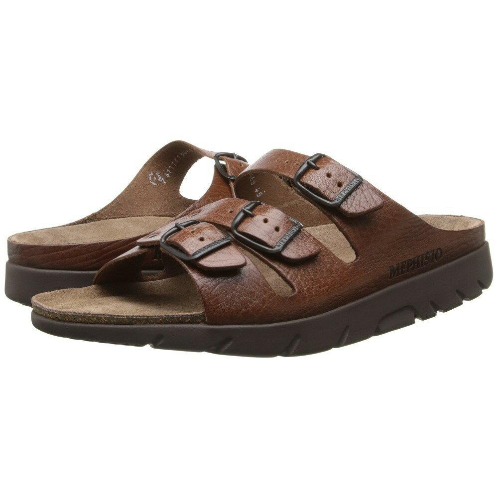 メフィスト メンズ シューズ?靴 サンダル【Zach】Tan Full Grain Leather