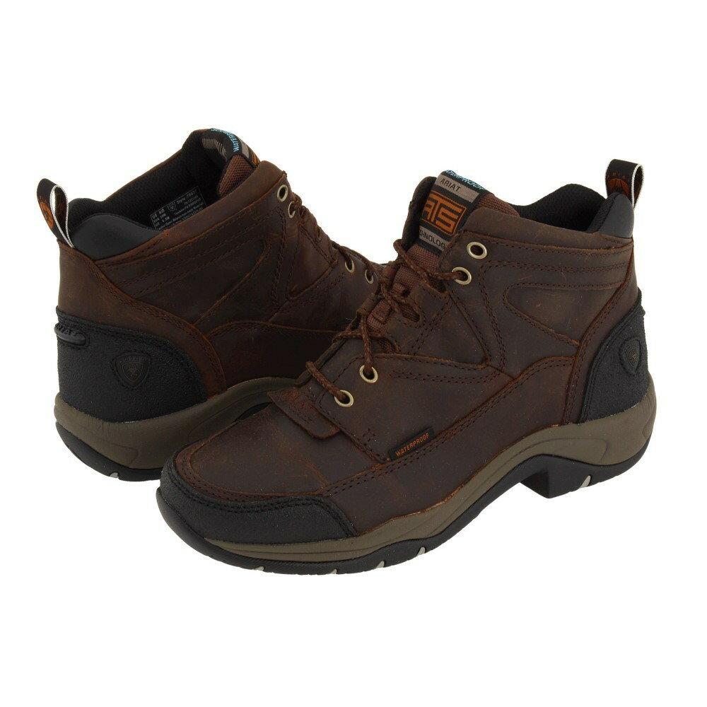 アリアト レディース シューズ・靴 ブーツ【Terrain H2O】Copper (Waterproof)