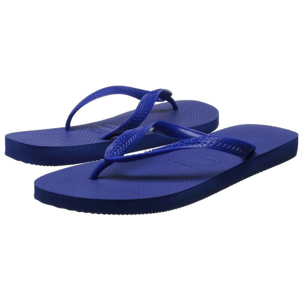 ハワイアナス メンズ シューズ・靴 ビーチサンダル【Top Flip Flops】Marine Blue