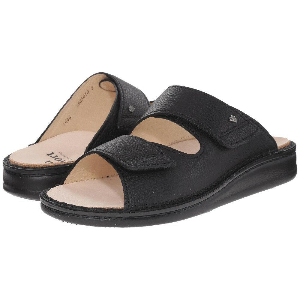 フィンコンフォート メンズ シューズ?靴 サンダル【Riad - 1505】Black
