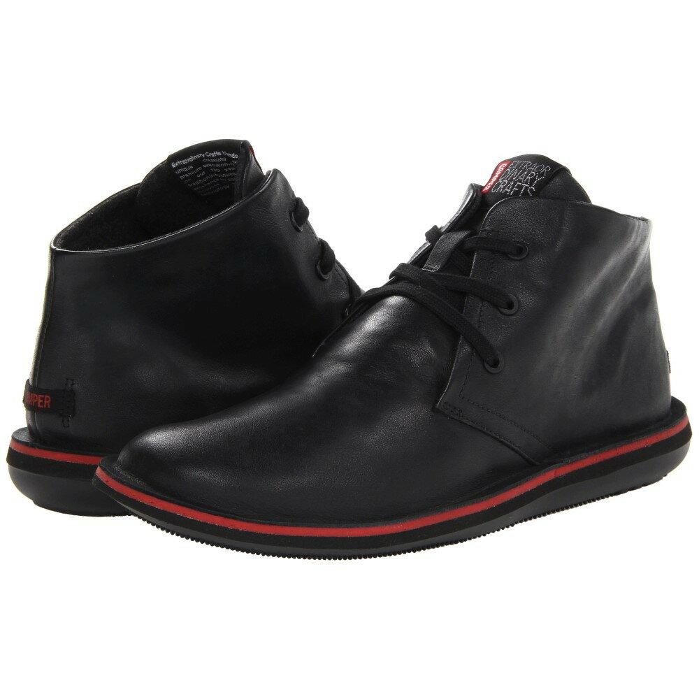 カンペール メンズ シューズ・靴 ブーツ【Beetle Hi-36530】Black