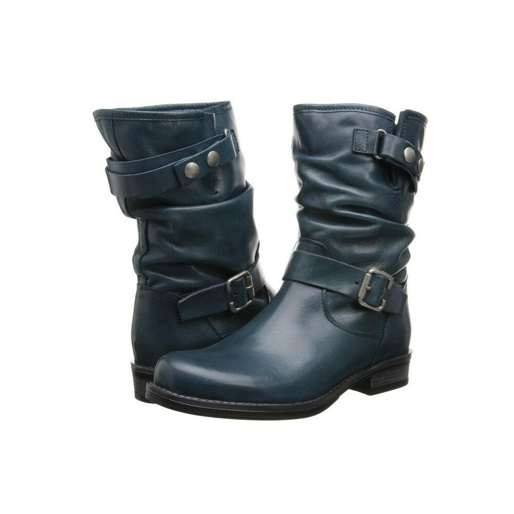 エリック マイケル レディース シューズ・靴 ブーツ【Laguna】Blue