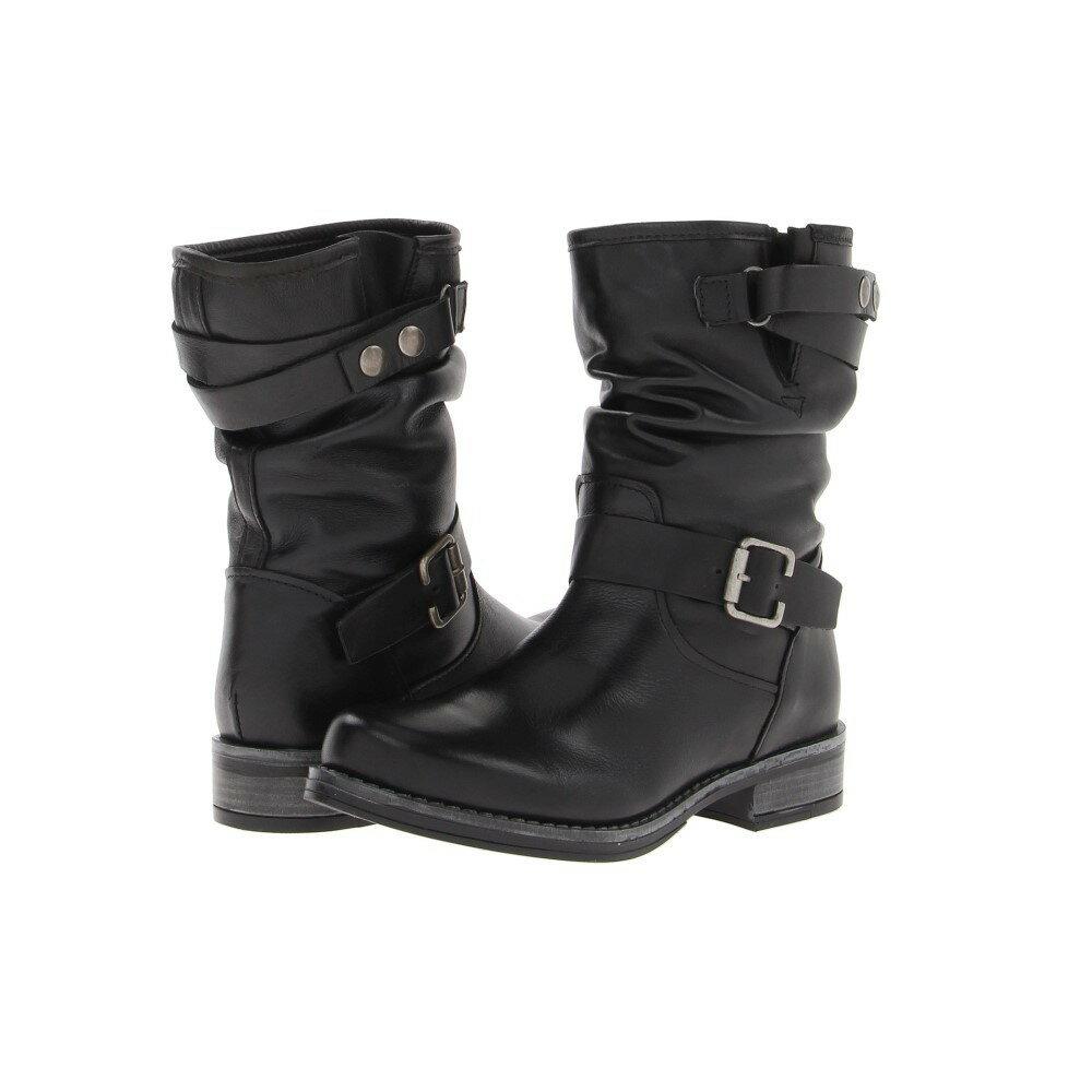 エリック マイケル レディース シューズ・靴 ブーツ【Laguna】Black