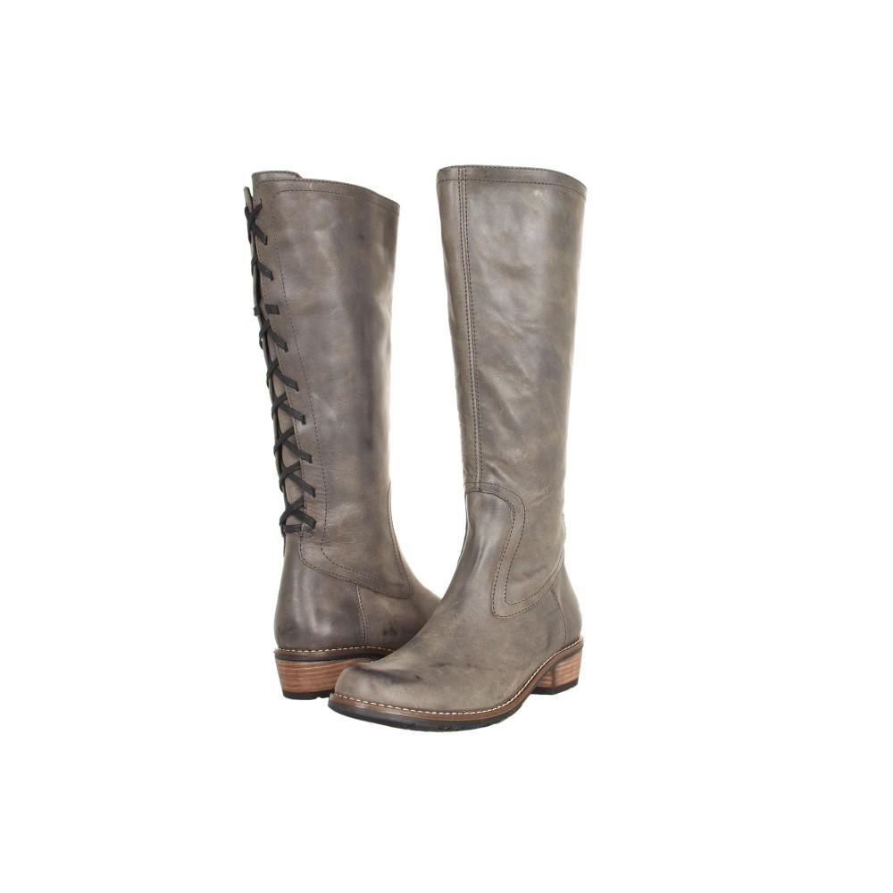 ウォーキー レディース シューズ・靴 ブーツ【Pardo】Grey Vintage Leather