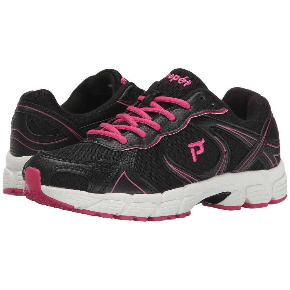 プロペット レディース シューズ・靴 スニーカー【XV550】Black/Pink