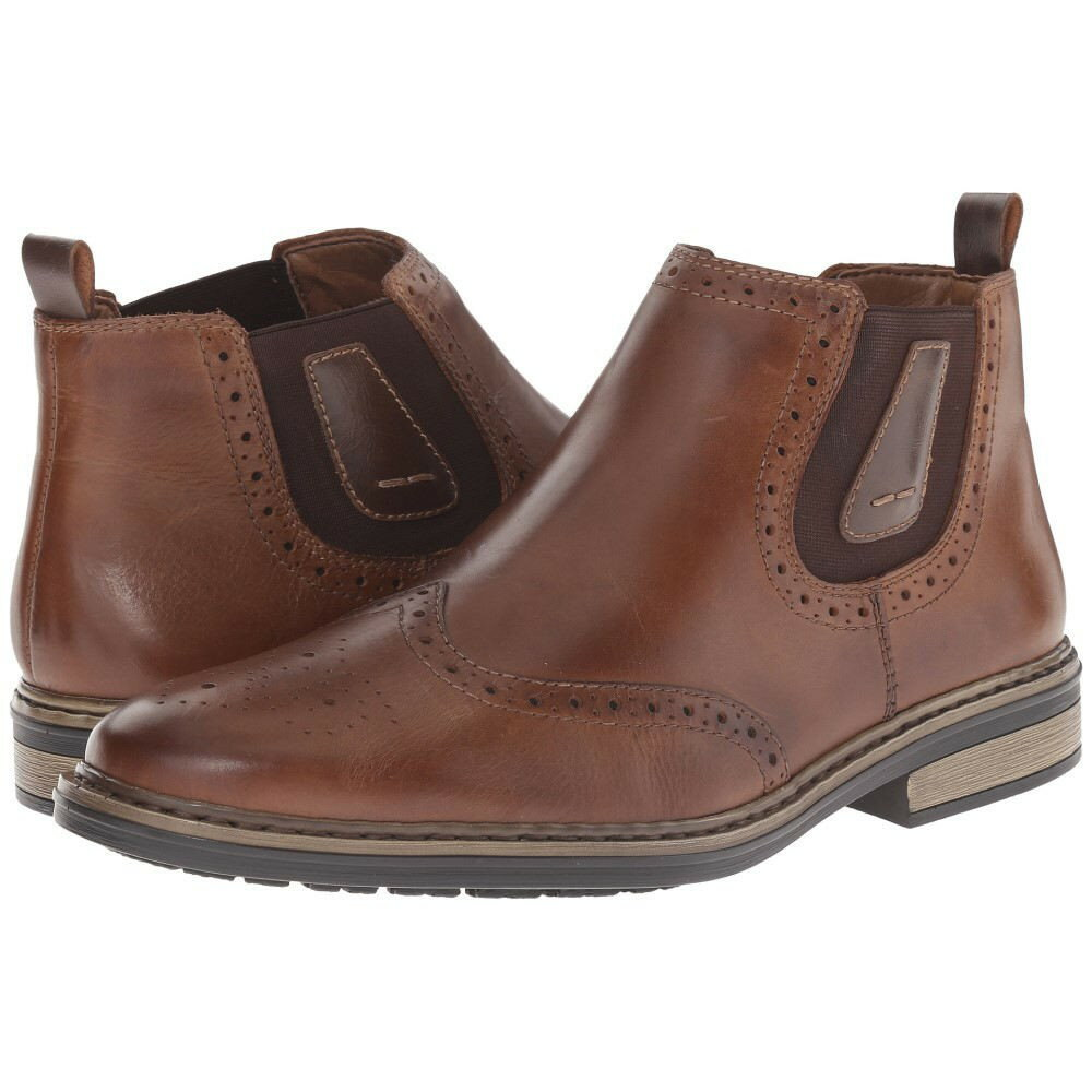 リエカー メンズ シューズ・靴 ブーツ【37681】Tabak Ramon