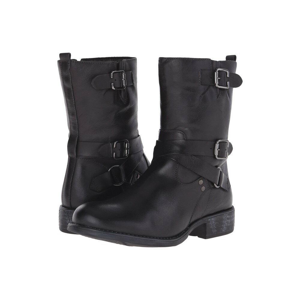 エリック マイケル レディース シューズ・靴 ブーツ【Stockholm】Black