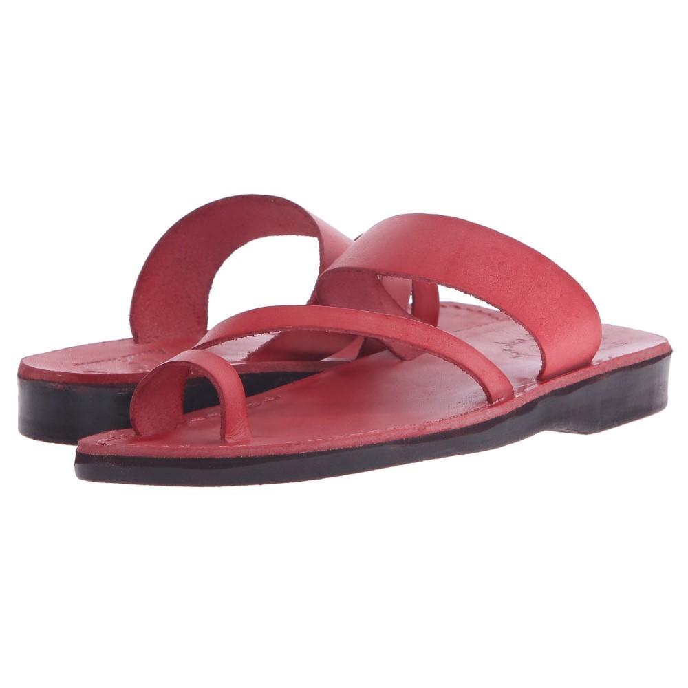 エルサレムサンダル レディース シューズ・靴 サンダル・ミュール【Zohar - Womens】Red