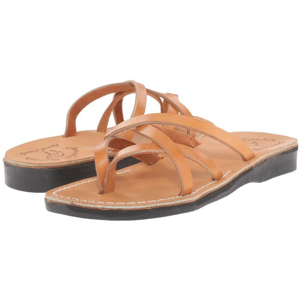 エルサレムサンダル レディース シューズ・靴 サンダル・ミュール【Tamar - Womens】Tan