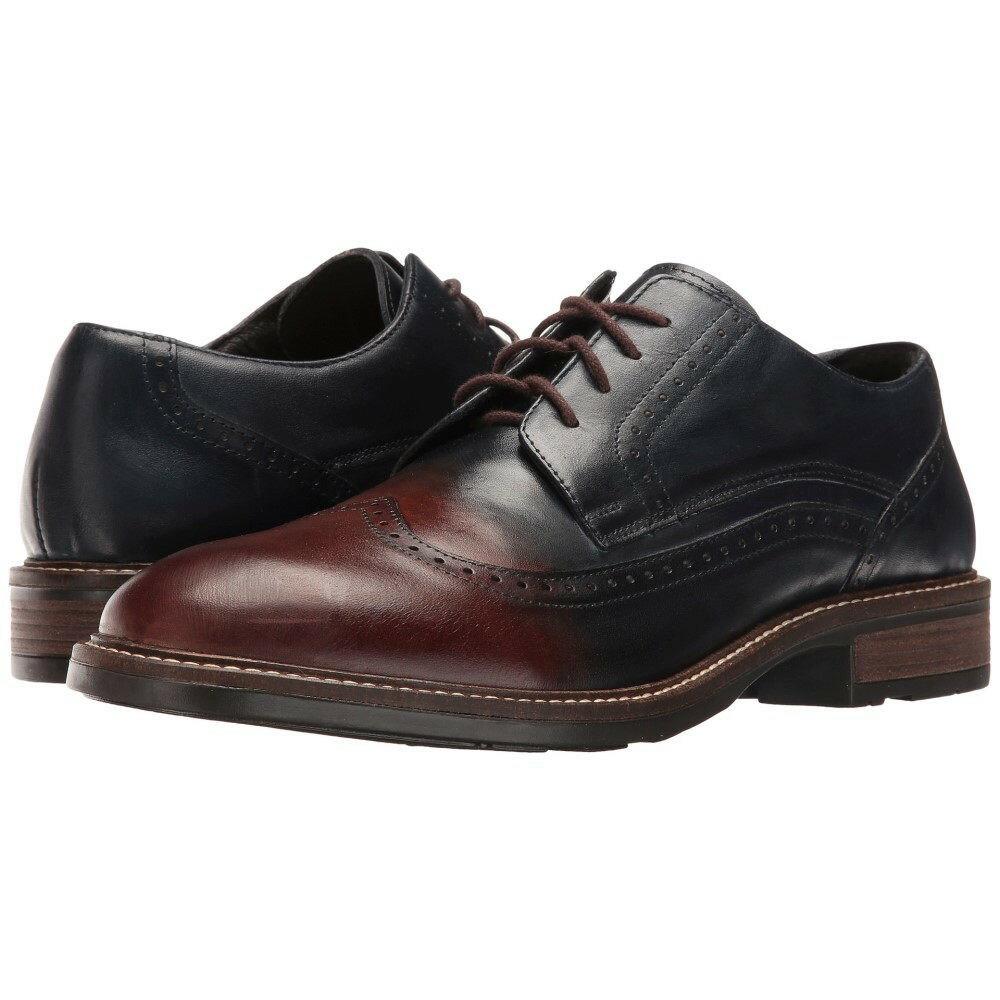 ナオトフットウェアー メンズ シューズ?靴 革靴?ビジネスシューズ【Magnate - Hand Crafted】Ink Brown Leather