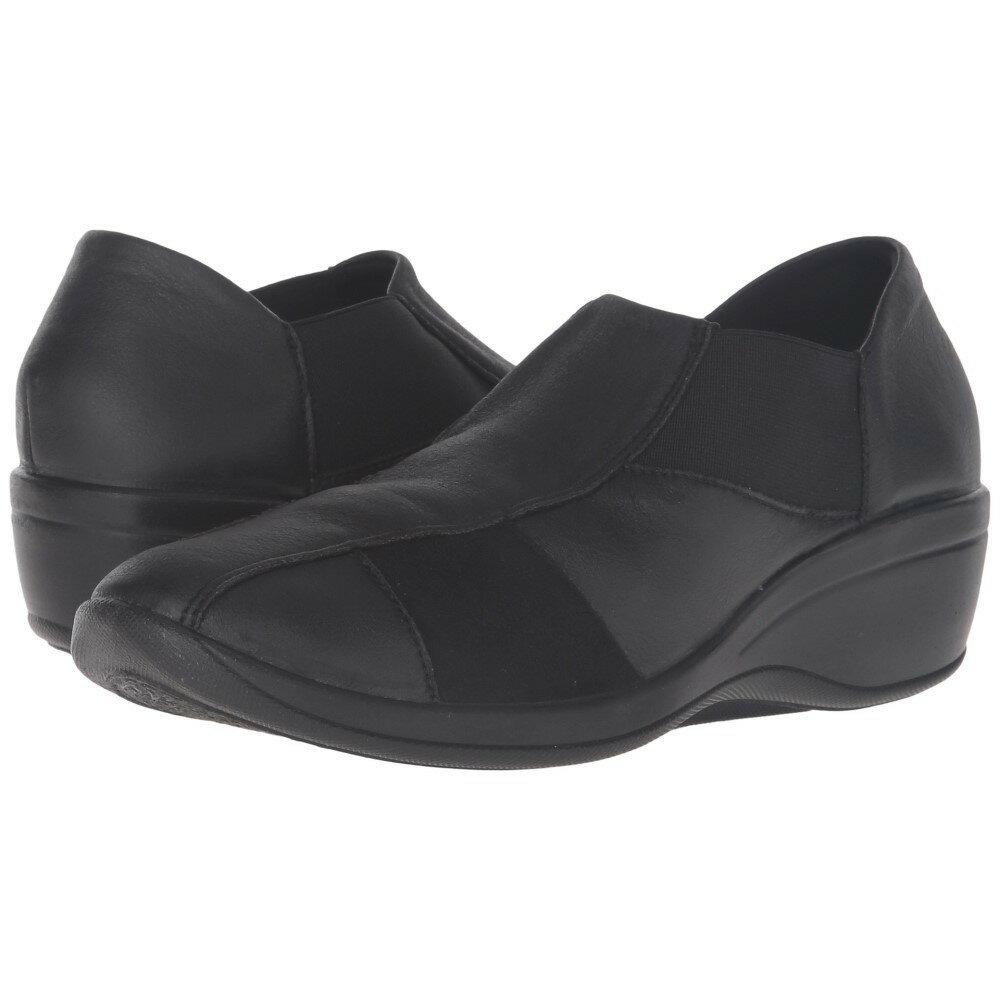 アルコペディコ レディース シューズ・靴 ローファー・オックスフォード【L10】Black