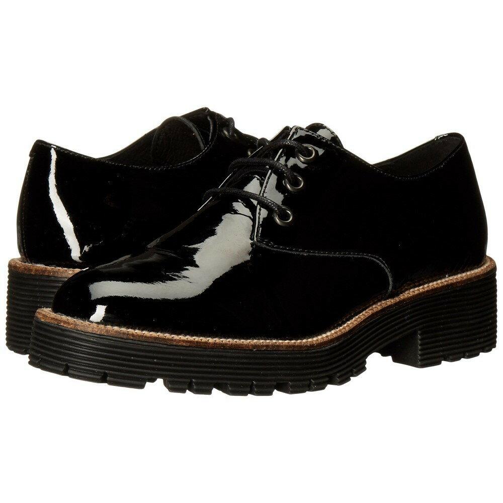 シェリーズロンドン レディース シューズ・靴 ローファー・オックスフォード【Terrwyn Oxford】Black Patent